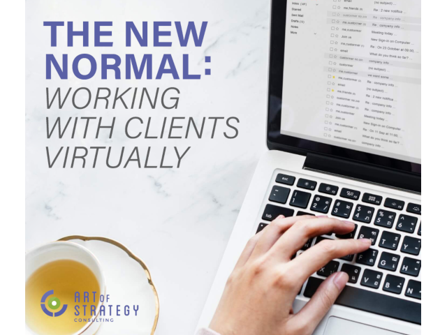 The New Norm- Working With Clients Virtually